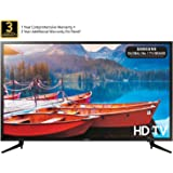 Samsung 80 cm  32 Inches  Series 4 HD Ready LED TV UA32N4010AR  Black   2018 model