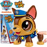 Paw Patrol Toys Chase Build a Bot Robots for Kids - Toys for Kids STEM Toys for Boys and Learning Toys for Girls Paw…