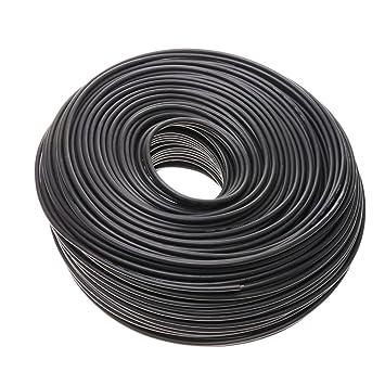 Cablematic - Bobina de Cable coaxial RG58 de 300m
