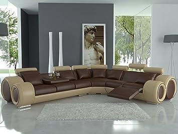 Berlin Ecksofa Wohnlandschaft Mit Relaxfunktion Couch Sofa Polster