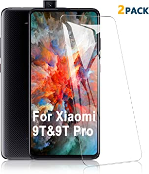 SCL Xiaomi Mi 9T Protector de Pantalla Xiaomi 9T Cristal Templado ...