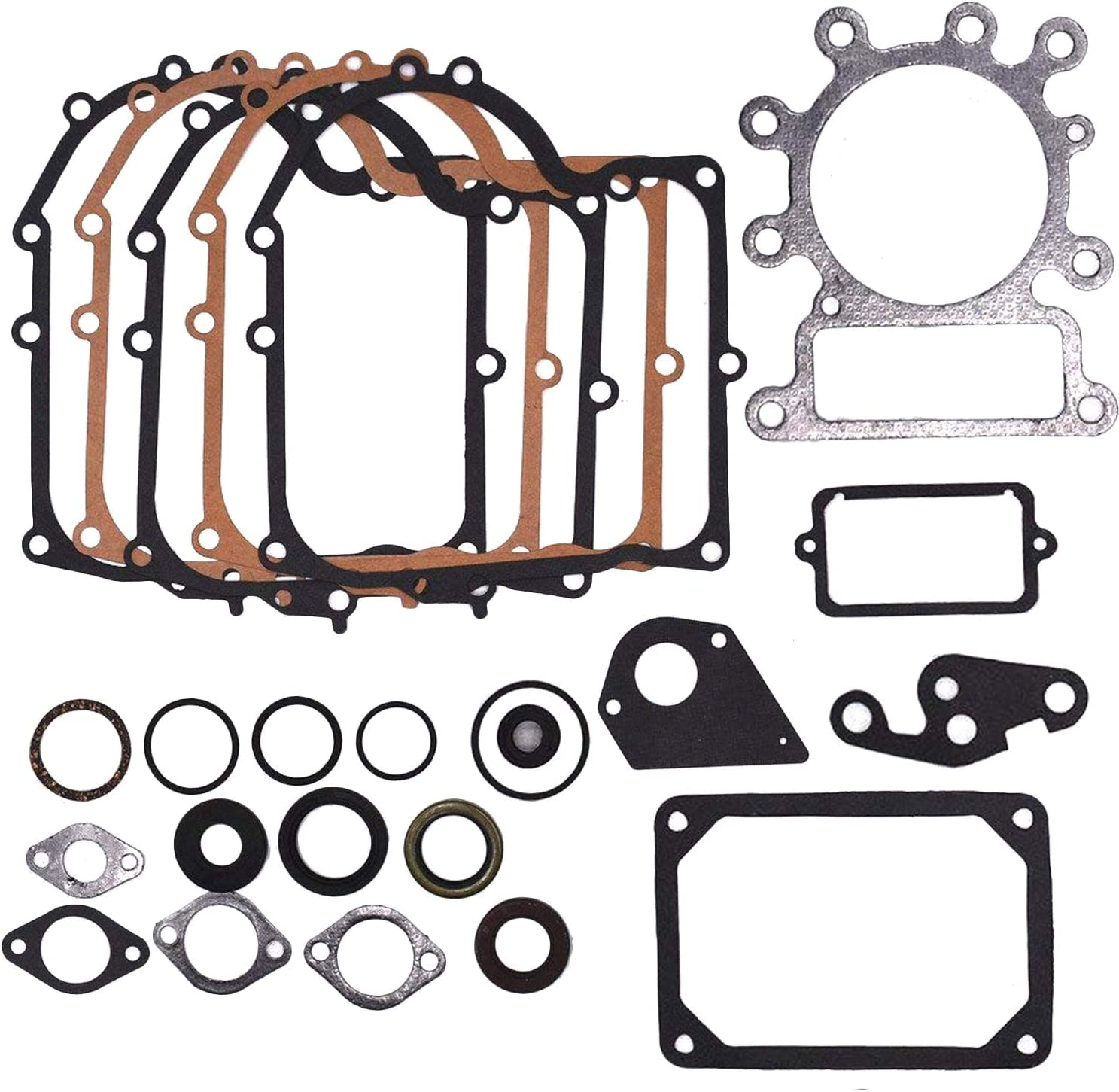 495993 Replacement Gasket Set Replaces # 287707 287777 for Briggs /& Stratton
