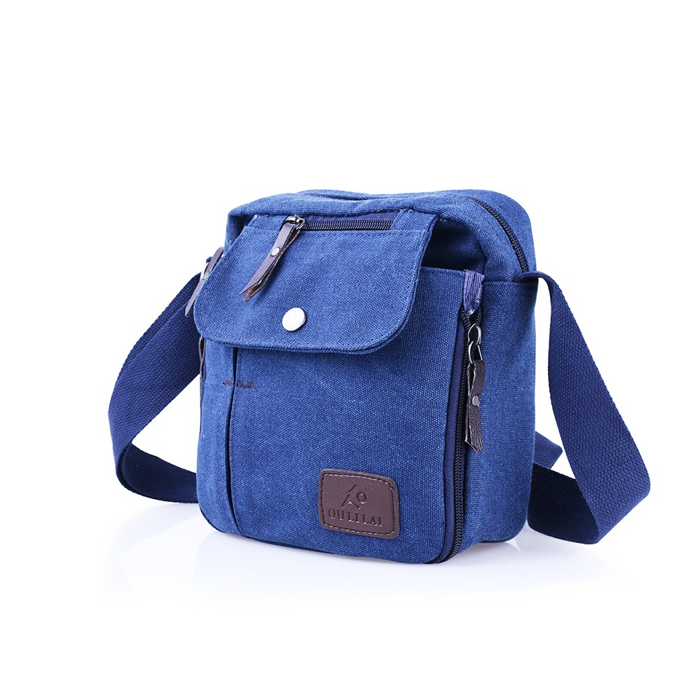 Multifunctional Canvas Traveling Bag 6 Styles