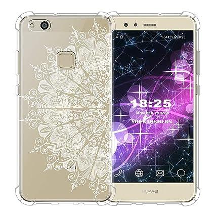 vingarshern Funda para Huawei P10 Lite Carcasa Silicona ...