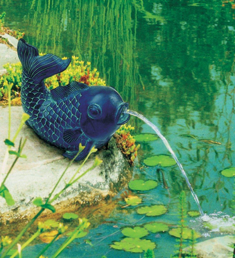 Certikin International Ltd Heissner 003246-00 Spitter Fish