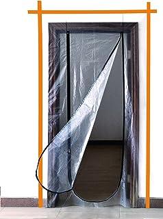Meister 4170300, Porta/pellicola anti polvere con cerniera, 220 x 120 cm