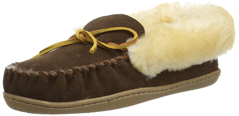 Minnetonka Alpine Sheepskin Moc, Pantofole Donna