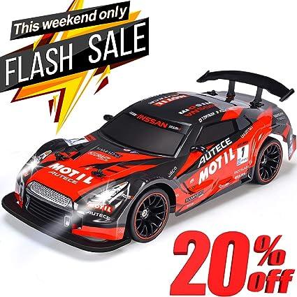 Rc Car Racing >> Amazon Com Remote Control Car Rc Car 1 14 Electric Racing Drift Rc