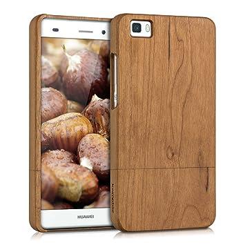 carcasa huawei p8 lite 2016 madera