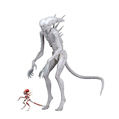 "NECA Alien: Covenant - 7"" Scale Action Figure - Neomorph: Toys & Games"