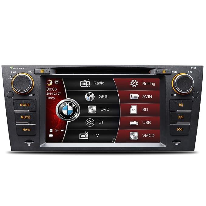 Amazon Eonon D5165x For 0611 Bmw 328i330i335im3 Dual Rhamazon: 2007 Bmw 328i With Double Din Radio At Gmaili.net