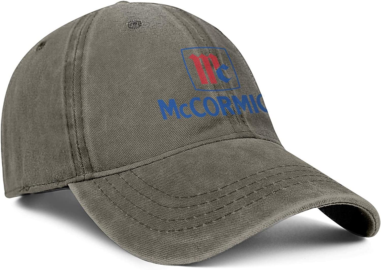 Popular Sport Hat Baseball Cap Snapback Hat QiLarkin Men McCormick-London-Dry-Logo
