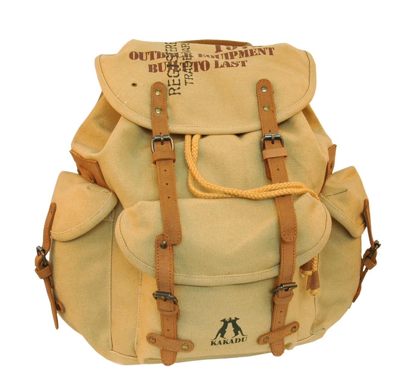 Kakadu Traders Australia Traveller Collection, Large Outdoor Backpack by KakaduTraders Australia