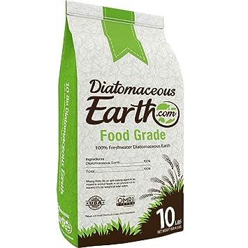 DiatomaceousEarth DE10 FGDE10 Food Grade diatomaceous Earth, 10 Lb