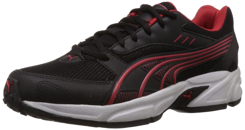 Atome Pumas Dp Chaussures De Sport Noir Et Rouge g2OfPdIgYC