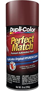 Dupli Color Match To Colorrite Paint