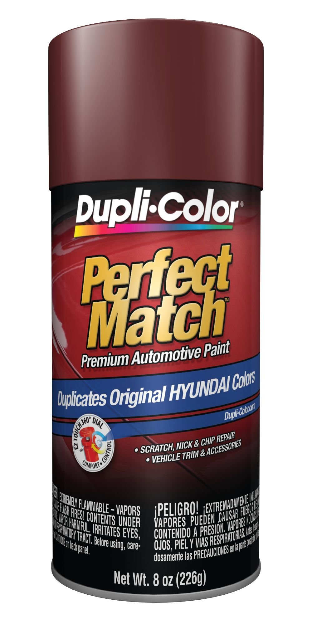 VHT BHY1801 Dark Cherry Red Touch-Up Paints, 8. Fluid_Ounces