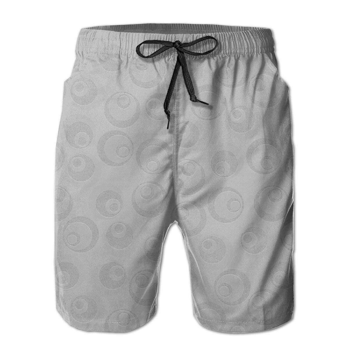 Rigg-pants Mens Soft Hawaii Surfing Mountaineering Cool Beach Shorts Swim Trunks Board Shorts