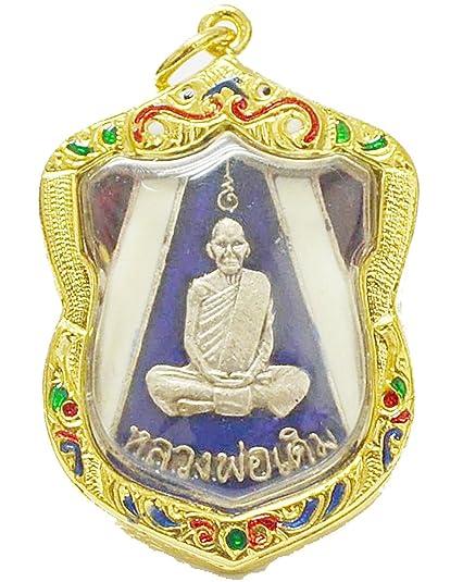 Amazon.com: Buda joyas Thai amuleto Diodo Derm Wat nongpoe ...