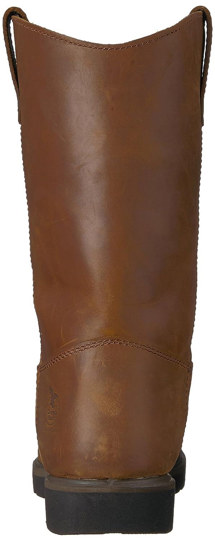 Georgia GB00086 Mid Calf US Brown Boot B01936YL6A 9 W US Brown Calf 56552d
