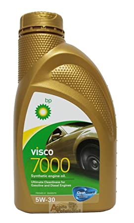 BP BPV75301 Visco 7000 5W30 1L: Amazon.es: Coche y moto