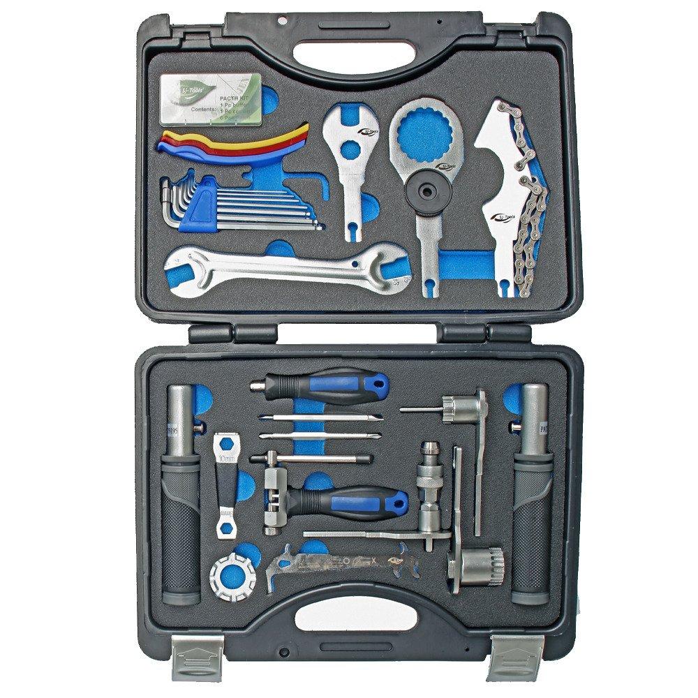 Prenium Bike Bicycle Repair Complete Tool Kit Detachable by SJ (Image #3)