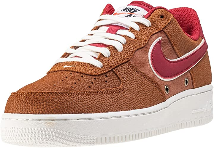 Nike Air Force 1 ´07 LV8 Tawny Gym Red 718152 206 (9