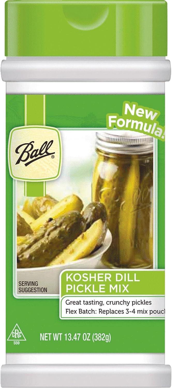 Ball Kosher Dill Pickle Mix 13.4 Oz