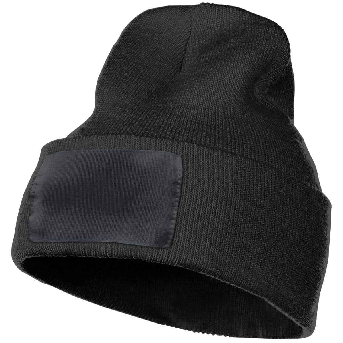 100/% Acrylic Acid Mas Beanie Hat Ruin Fashion Knitting Hat for Men Women