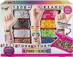 Fashion Angels Tell Your Story Large Alphabet Bead Bracelet Making Kit