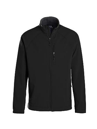 2b4e82a6902c Amazon.com  Landway Men s 3 Layer Micro Fleece Soft Shell Jacket ...