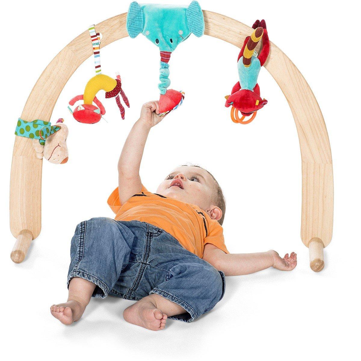 arco de madera - liliputienses Lilliputiens 86636
