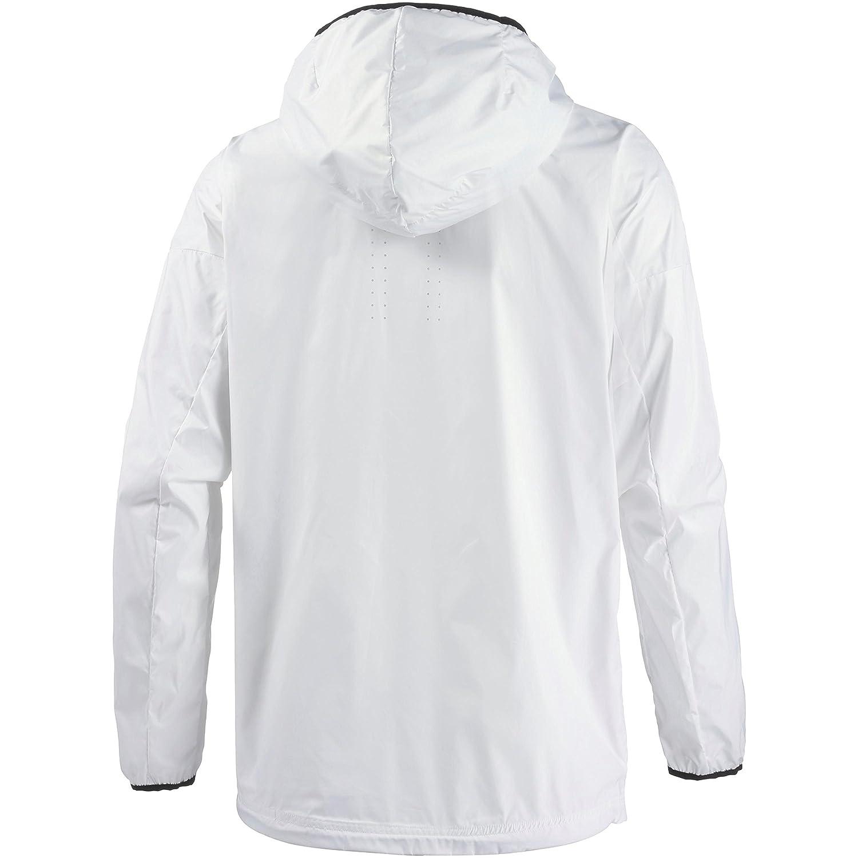 56141e600 adidas ZNE WINDBREAKER Anorak for Men, 3XL, White: Amazon.co.uk: Sports &  Outdoors