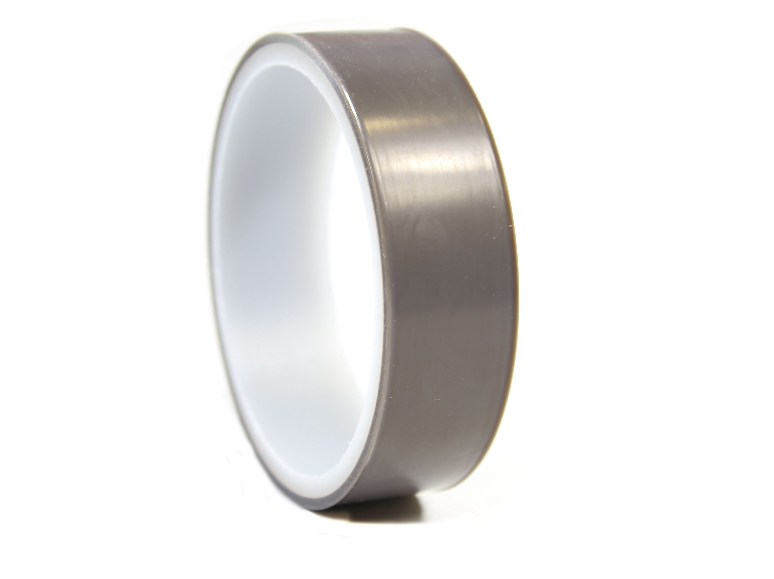 CS Hyde 19-5R UHMW .005 Mil Tape with Rubber Adhesive, 0.5'' x 36 Yards by CS Hyde