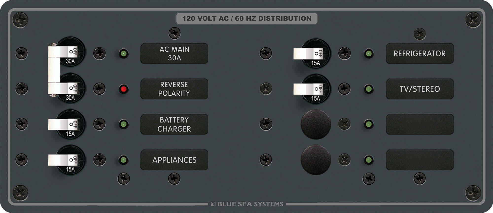 AC Main + 6 Positions