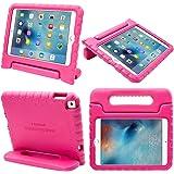 iPad Mini 4 Case, i-Blason Apple iPad Mini 4 Case for Kids [ArmorBox Kido Series] Light Weight Super Protection Convertible Stand Cover 2015 Release (iPadMini4-Kido-Pink)