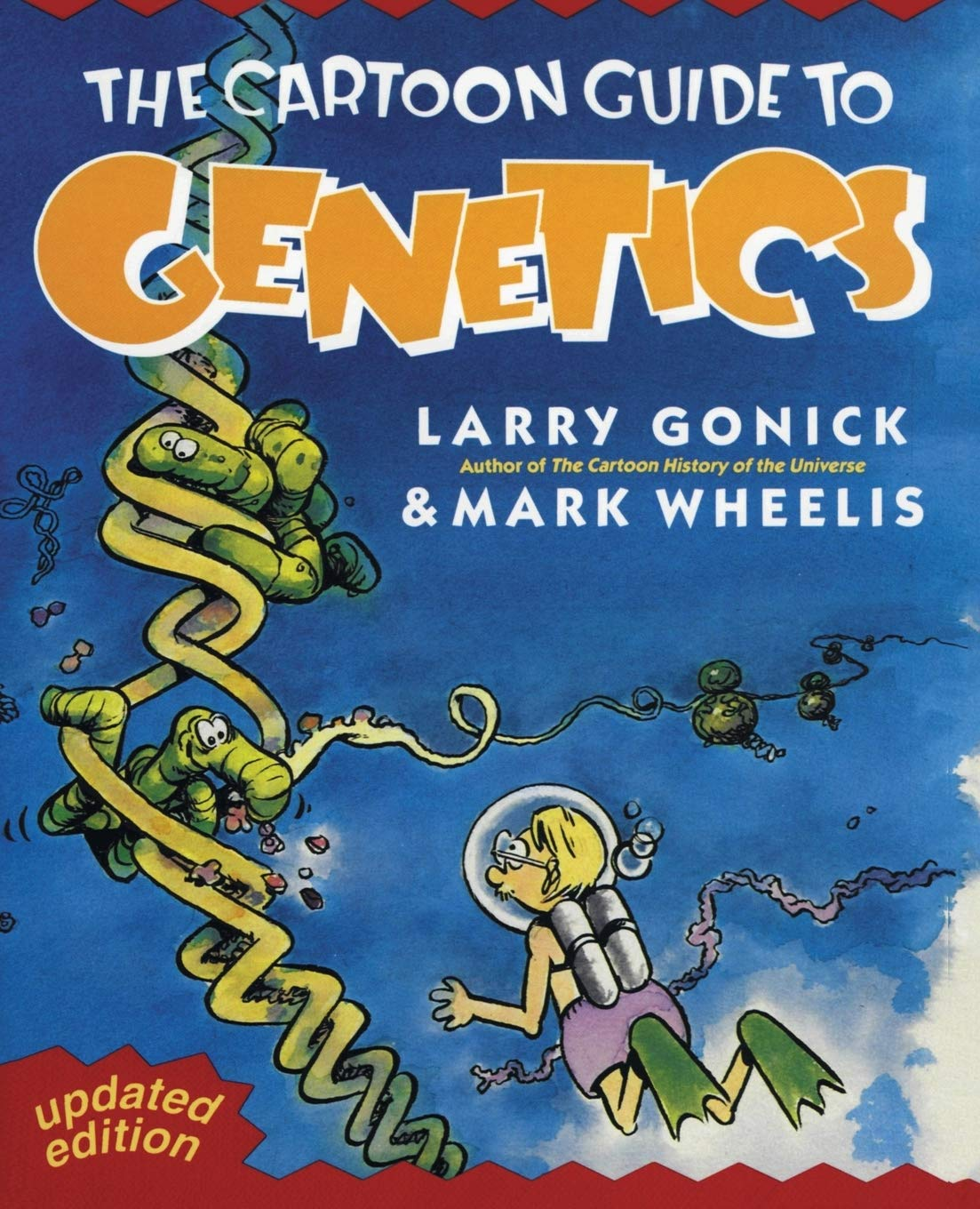 Cartoon Guide To Genetics  Cartoon Guide Series