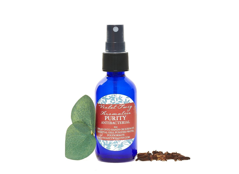 Amazon com : Purity Spray - Natural Antibacterial Spray