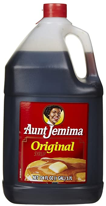 The aunt jemima treatment