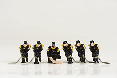 Amazon Com Nhl Pittsburgh Penguins Table Top Hockey Game Players