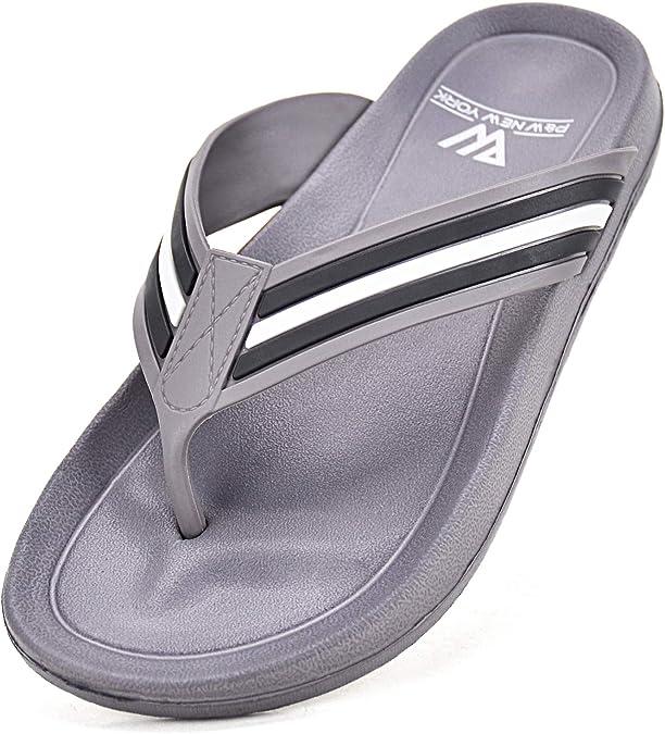 VONMAY Men Slides Sandals Flip Flop