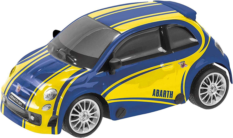 Voiture t/él/écommand/ée 1:28 500 Abarth Mondo Motors