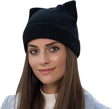 bonnet femme oreille