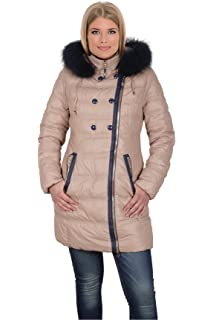 Grimada Q548 Damen Daunenjacke SNOWIMAGE mit Kapuze (34