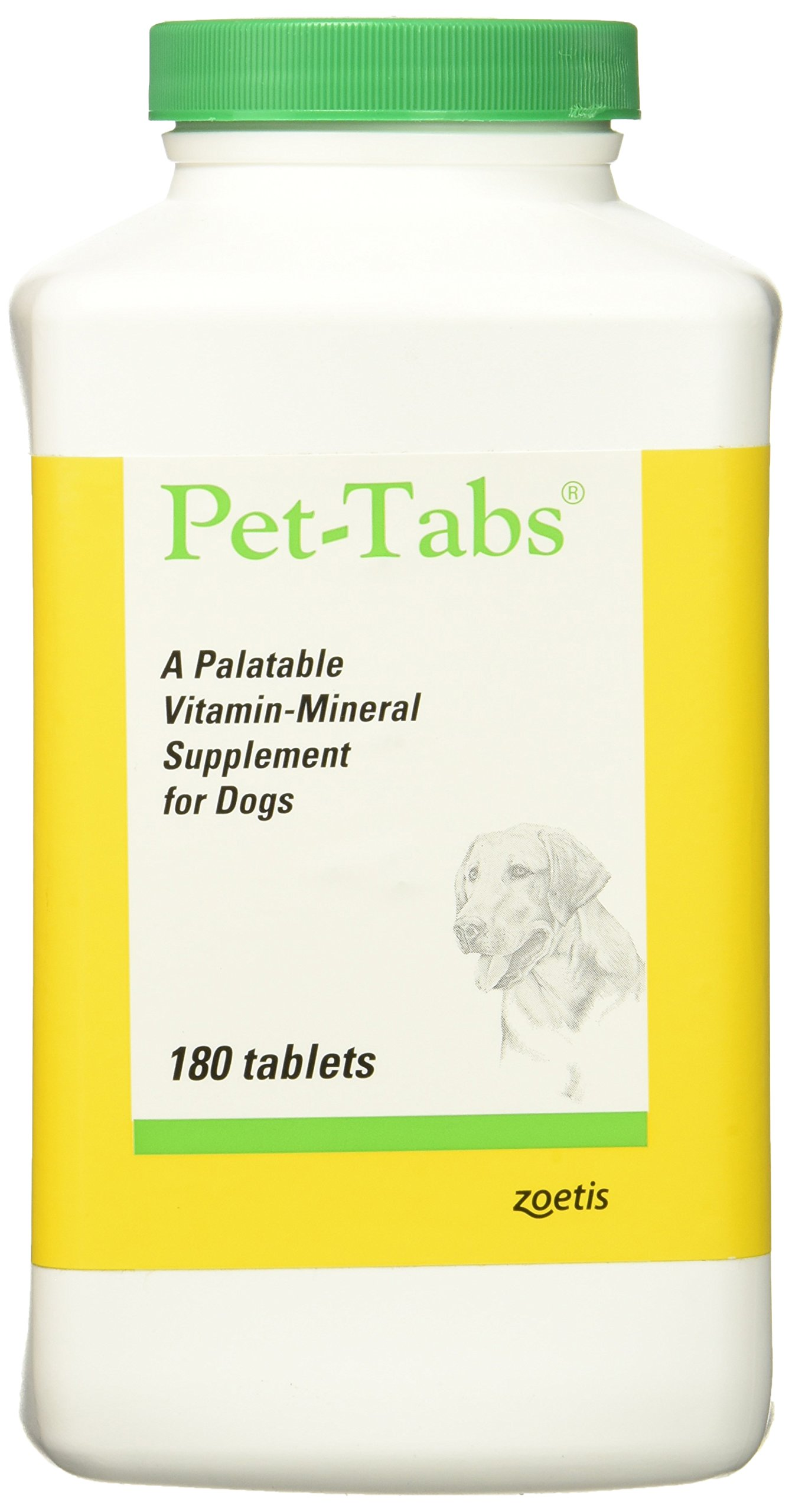 Zoetis Pet Tabs 180CT