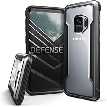 X-Doria Defense Shield - Caja de Aluminio para Samsung Galaxy S9 ...