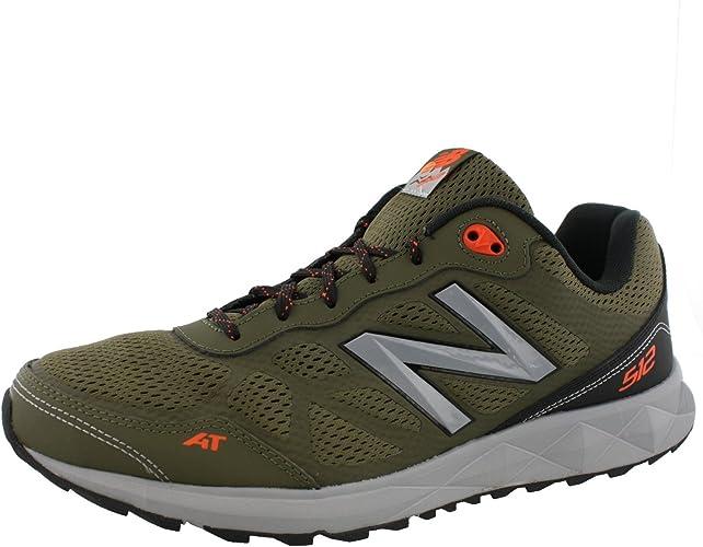 New Balance mte512g1 para Hombre Trail Zapatillas de Running ...