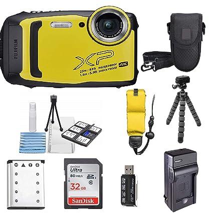 Amazon.com: Fujifilm FinePix XP140 - Cámara digital con Wi ...