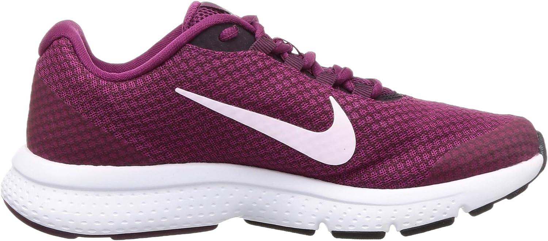 Rot Fuchsia Nike Damen WMNS Runallday Leichtathletikschuhe