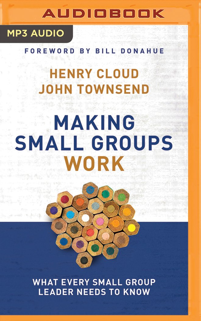 Download Making Small Groups Work: What Every Small Group Leader Needs to Know pdf epub